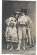 Elise Laly Wills - Artiste De La Belle époque - Carte Postale Ancienne -  Femme Lady Frau - Artistes