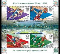 KYRGYZSTAN 2017 The 4th Islamic Solidarity Games - Kyrgyzstan