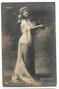 Cora Laparcerie - Artiste De La Belle époque - Carte Postale Ancienne -  Femme Lady Frau - Artistes