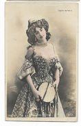 Nina Dasty- Artiste De La Belle époque - Carte Postale Ancienne -  Femme Lady Frau - Artistes