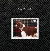 GHANA 2014 ** Dog Breeds Hunderassen S/S - OFFICIAL ISSUE - DH9999 - Hunde