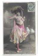 Vilda - Danseuse Artiste De La Belle époque - Carte Postale Ancienne -  Femme Lady Frau - Espagne Spain - Artistes