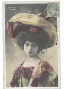 Viennois - Danseuse Artiste De La Belle époque - Carte Postale Ancienne -  Femme Lady Frau - Espagne Spain - Artistes