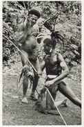 NEW HEBRIDES : Big Namba Dance Of Malekulo Photo Fung Kuei Vila - Warriors Guerriers Nude Penis Sexe - Micronesia