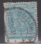 RHODESIA Scott # 62 Used - British Southafrica Company - Great Britain (former Colonies & Protectorates)
