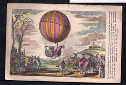 L'Autriche Une Correspondance Par Ballon 1957 - Zeppelines