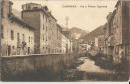 CARRARA  VIA E FIUME CARRIONA -FP - Carrara