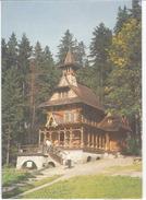 Chapelle Du Sacré-Cœur De Jésus De Jaszczurowka. Zakopane,Tatra Mountains, Carte Postale Adressée ANDORRA - Eglises Et Couvents