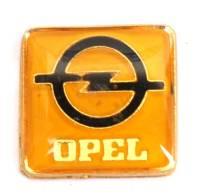 Pin's OPEL - Le Logo - Zamac - G616 - Opel