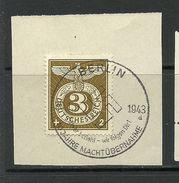 Deutsches Reich 1943 Michel 830 Sonderstempel Special Cancel - Gebraucht