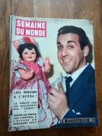 """Semaine Du Monde N°63 Janv 1954: Luis Mariano (""""ne Peut Pas Se Marier""""), Poupée. - People"""