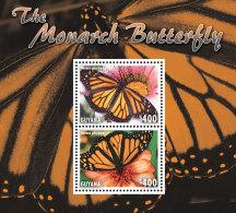 GUYANA 2014 ** Butterflies Schmetterlinge S/S - OFFICIAL ISSUE - DH9999 - Schmetterlinge