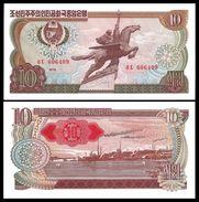 BANK OF KOREA 10 WON ND 1978 Pick 20d UNC - Korea, South