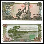 BANK OF KOREA 50 WON ND 1978 Pick 21b UNC - Corée Du Sud