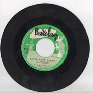 """Mon Amour. Film """"Continent Perdu"""". Musique De Eddie Barclay. 45T - Musique De Films"""