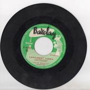 "Mon Amour. Film ""Continent Perdu"". Musique De Eddie Barclay. 45T - Musica Di Film"