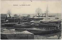 Passay- La Flotille De Pêche. - France