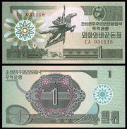 BANK OF KOREA 1 WON 1988 Pick 27 UNC - Corée Du Sud
