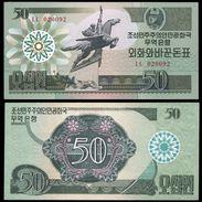 BANK OF KOREA 50 WON 1988 Pick 30 UNC - Corée Du Sud