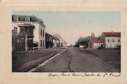 GARGES  - Route De Saint Denis - Garges Les Gonesses