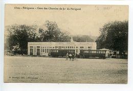 6309 Périgueux Gare Des Chemins De Fer Du Périgord - Périgueux