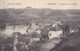 CPA Beaulieu, Lou Quortier De La Copello  (pk37781) - Beaulieu-sur-Mer