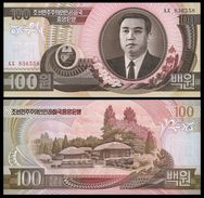 BANK OF KOREA 100 WON 1992 Pick 43 UNC - Corée Du Sud