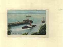 Angleterre >Weymouth - Pier Head - Weymouth