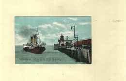 Angleterre > - Folkestone - Boulogne Boat Leaving - Dover