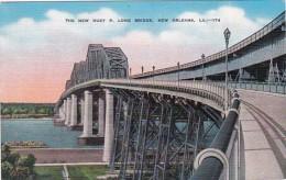 Louisiana New Orleans New Huey P Long Bridge