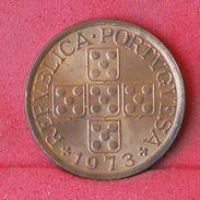 PORTUGAL 50 CENTAVOS 1973 - KM# 596 - (Nº18647) - Portugal
