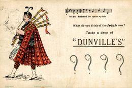 TASTE A DROP OF DUNVILLE'S - Irlanda