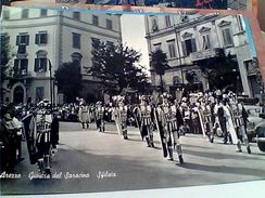 AREZZO GIOSTRA DEL SARACINO SFILATA N1960 GG16045 - Arezzo