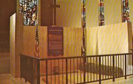 Kansas Abilene Place Of Meditation Eisenhower Chapel