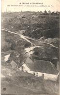 ---- 23 -----  FRESSELINES  Vallée De La Creuse Et Moulin Du Pont écrite TTB - France