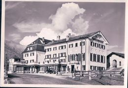 Maloja, Kulm Hotel + Tampon Hotel (262) 10x15 - GR Grisons