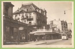 Montreux - Hôtels Des Palmiers - Suisse - VD Vaud