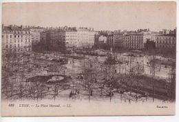 Lyon - La Place Morand - Lyon