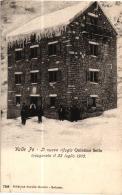 VALLE PO IL NUOVO RIFUGIO QUINTINO SLLA INAUGURATO IL 23 LUGLIO 1905 ,PERSONNAGES REF 53238 - Non Classificati