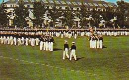 Maryland Annapolis Brigade Of Midshipmen United States Naval Aca