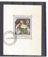 KUR248  TSCHECHOSLOWAKEI CSSR 1965  Michl  BLOCK 22 Used / Gestempelt  SIEHE ABBILDUNG - Tschechoslowakei/CSSR