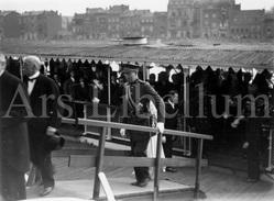 Real Photo / ROYALTY / Belgium / Belgique / Roi Albert I / Koning Albert I / Expo Liège / Luik / 1930 - Famous People