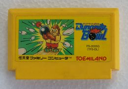 Famicom : Dynamite Bowl TFS-DL - Electronic Games