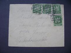 Brief 1925 - Deutches Reich - CLEVE - Alemania