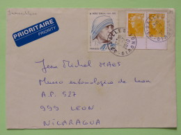 France 2010 Cover Salles To Nicaragua - Mother Theresa - Marianne - France
