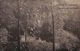 Grotte De Ramioul - Les Environs Immédiats (animée, Edition Société Belge D'études Géologiques Et Archéologiques) - Engis