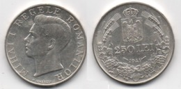 + ROUMANIE  + 250 LEI 1941 + - Roumanie