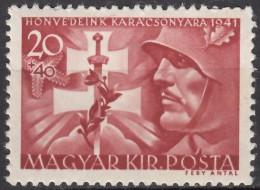 N° 596 De Hongrie - X X - ( E 1788 ) - 2. Weltkrieg