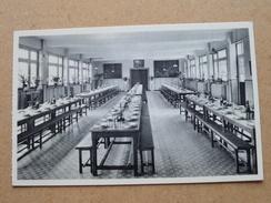 Openlucht School Voor Zwakke Meisjes / De Eetzaal ( Thill ) Anno 19?? ( Zie Foto Voor Details ) !! - Ravels