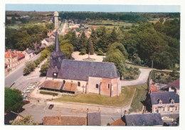 Brinon-sur-Sauldre - Vue Générale Aérienne - L'Eglise - Edit: Cim - Brinon-sur-Sauldre